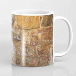 1890 Rock wall Coffee Mug