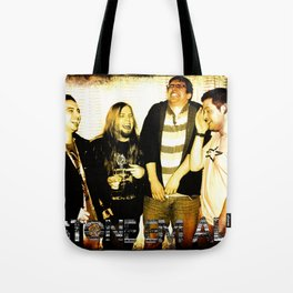 stone em all Tote Bag