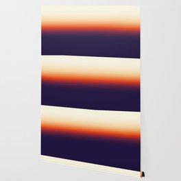 Infrared Orange & Ultraviolet Purple Sunrise Wallpaper