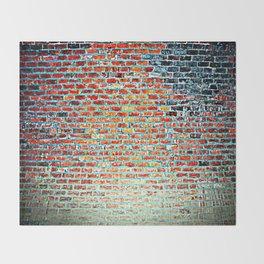 Bricks & Mortar Throw Blanket