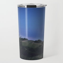 Super Moon Rising Travel Mug