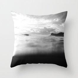 Ponga Throw Pillow