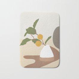 Mandarin Branch Bath Mat