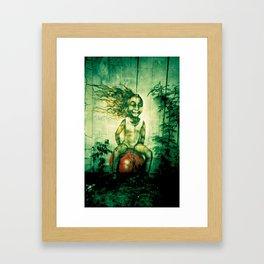 Chernobyl 6 Framed Art Print
