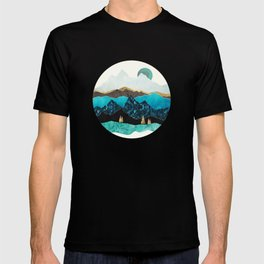 Teal Afternoon T-shirt