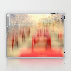 Summer at the Seafront Cafe, Southwold Laptop & iPad Skin