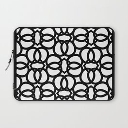LETTERNS - Q - Arial Laptop Sleeve