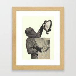 The Royal Sceptre Framed Art Print