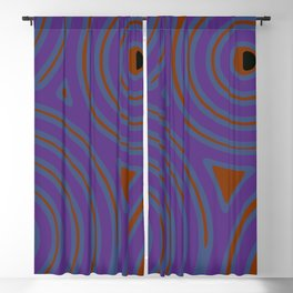 In a roundabout way Blackout Curtain