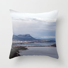 Toulon France 6662 Throw Pillow