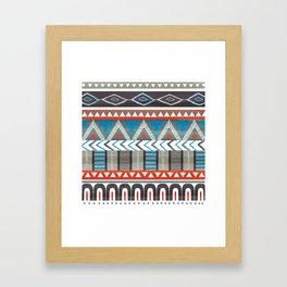 Texan Framed Art Print