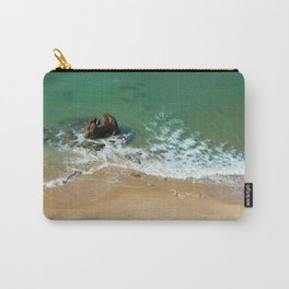 Rock in the Atlantic Ocean Carry-All Pouch