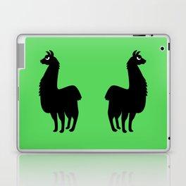 Angry Animals: llama Laptop & iPad Skin