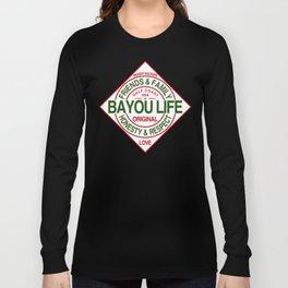 The Bayou Life Homage Long Sleeve T-shirt