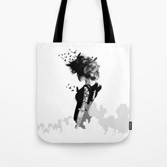 LADY BIRD Tote Bag