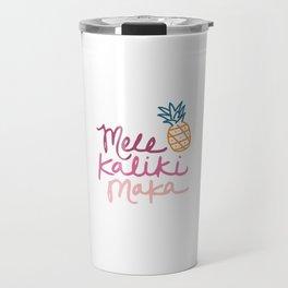 Mele Kaliki Maka Travel Mug