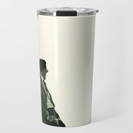 Cool As A Cucumber Travel Mug