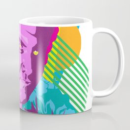 STAN :: Memphis Design :: Miami Vice Series Coffee Mug