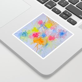 Abstract #1 Sticker