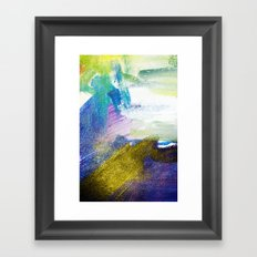 Thin Air Framed Art Print