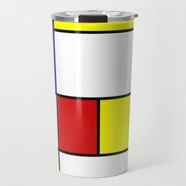 Abstract #756 Travel Mug