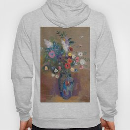 Odilon Redon - Bouquet of Flowers (1900-05) Hoody