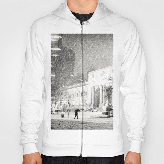 New York City Snow - 5th Avenue Hoody