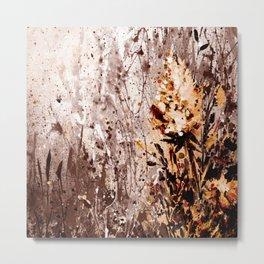 Floral Dream 2c by Kathy Morton Stanion Metal Print