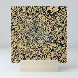 Shattered Movement Mini Art Print