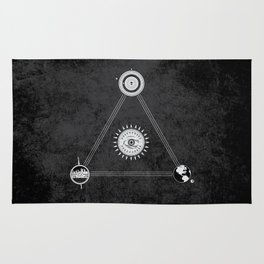 Cosmic Trinity Rug