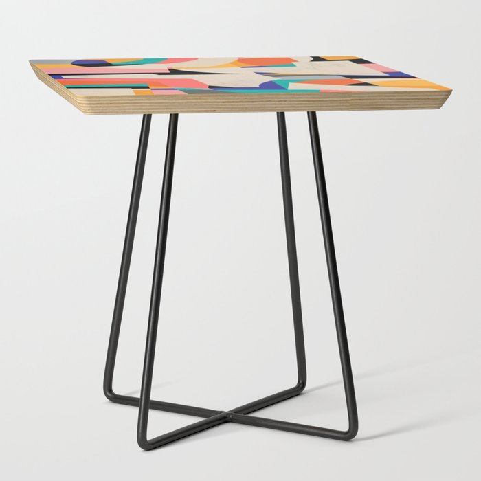 ColorShot_III_Side_Table_by_Susana_Paz__Black__Square