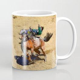 Bronco III - Rodeo Art Coffee Mug