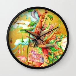 生まれサークル Umare Circle Wall Clock