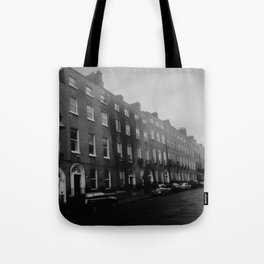 Dirty Old Town Tote Bag