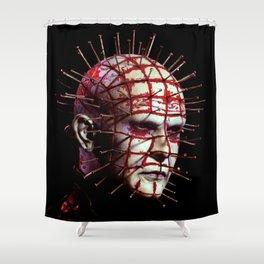 Pinhead Hellraiser - Blood Omen Special Shower Curtain