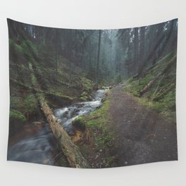 Welcome home Wall Tapestry