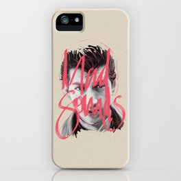 Mad Sounds iPhone Case