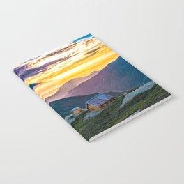 Mt Fuji I Notebook
