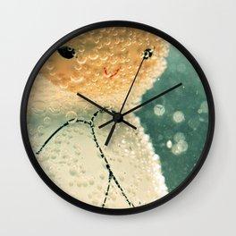 Snuggle bubble Wall Clock