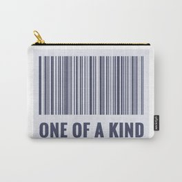 One of a kind - barcode quote Carry-All Pouch