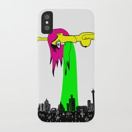 You make me sick iPhone Case