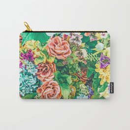 Vintage Garden #digital #nature Carry-All Pouch