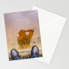 My Self Portrait Stationery Cards