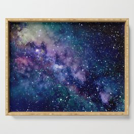 Milky Way Serving Tray