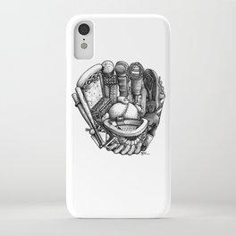 Baseball Glove iPhone Case