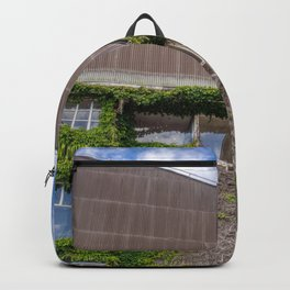 Plants Over The Grandstand Backpack