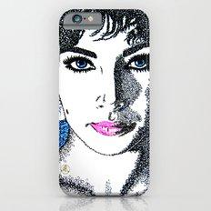 Elizabeth Taylor iPhone 6s Slim Case