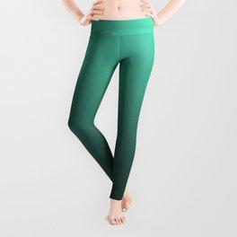 The Turquoise Blackness Leggings