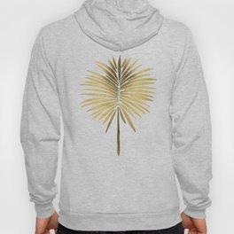 Tropical Fan Palm – Gold Palette Hoody