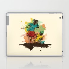 Hide & Seek Part 2 Laptop & iPad Skin